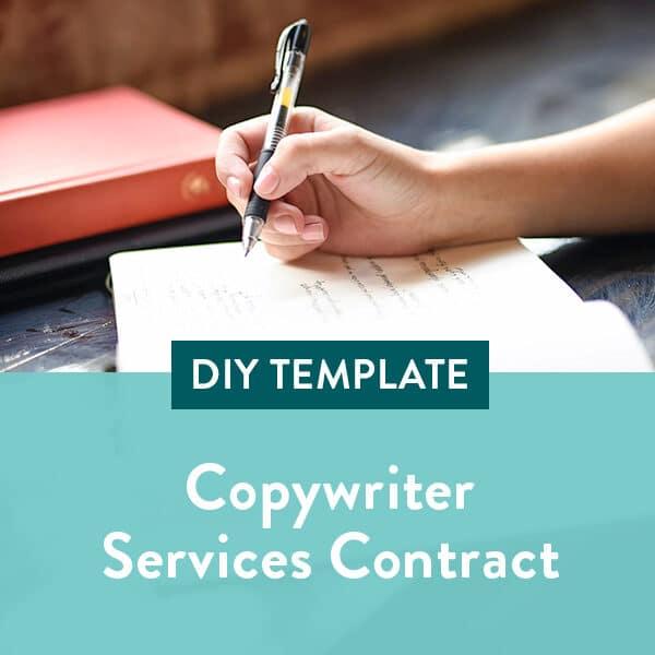 Copywriter-Contract-Template