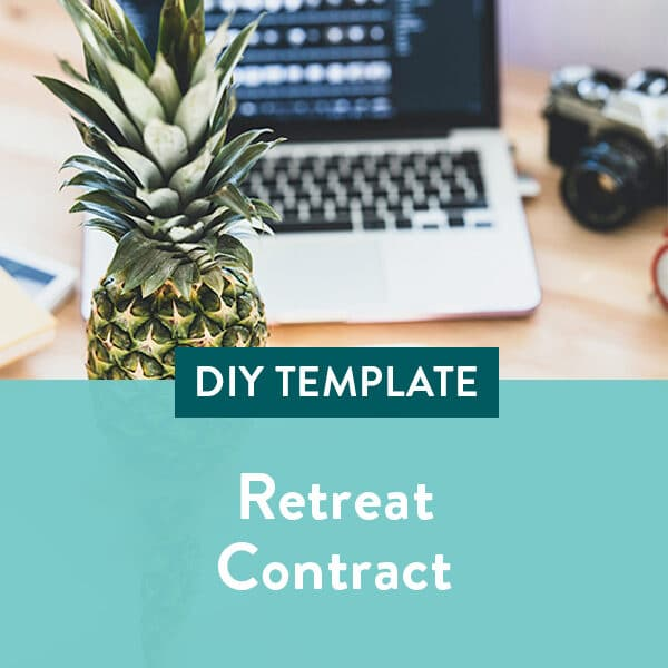Retreat-Contract-Template