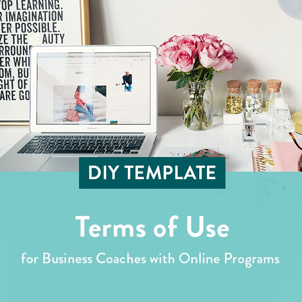 Business-Coach-Terms-of-Use-Template
