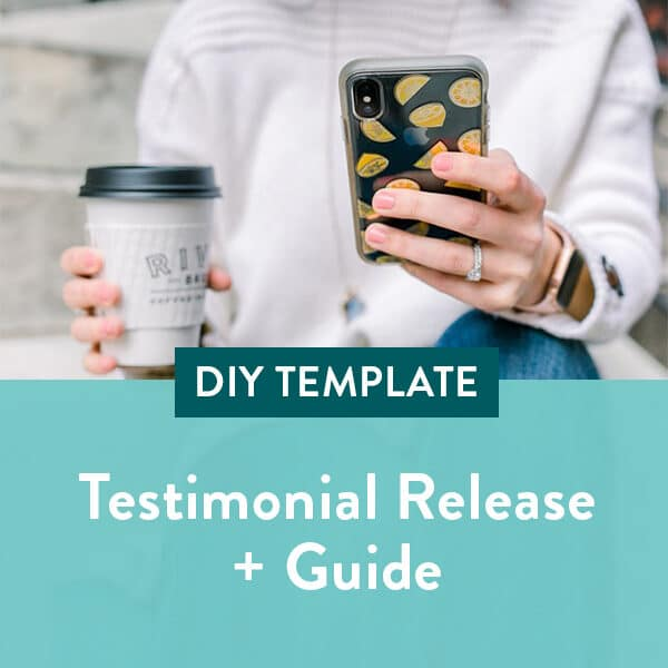 Testimonial-Release-Template