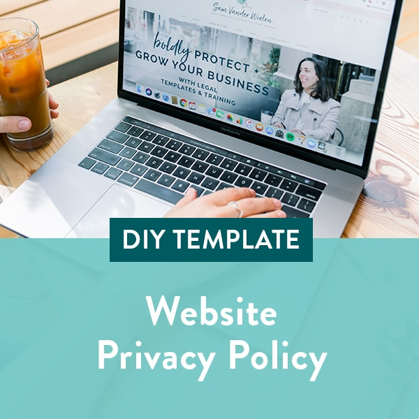 Website-Privacy-Policy-Template