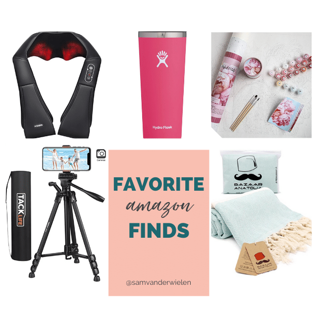 My Favorite Amazon Finds